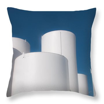 I Sell Propane Throw Pillow