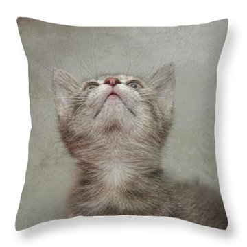 I Smell Tuna 2 Throw Pillow
