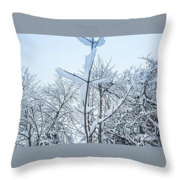 I Stand Alone- Throw Pillow