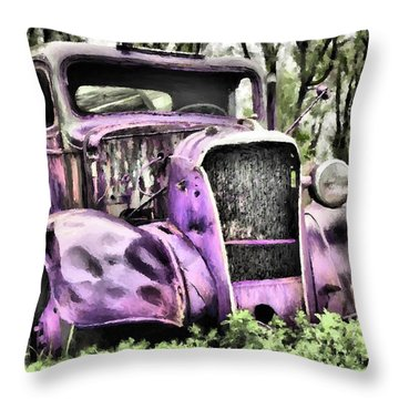 I Still Got It Throw Pillow by Susan Kinney