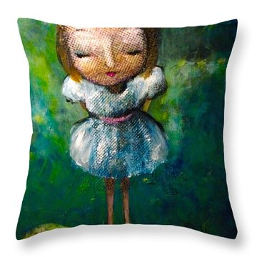 I Still See You Throw Pillow by Eleatta Diver