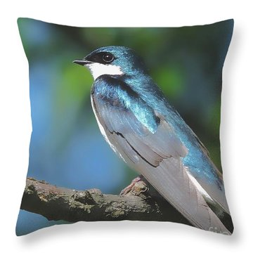 I Will Remember Too Throw Pillow