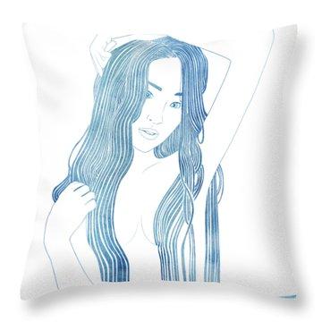 Ianeria Throw Pillow