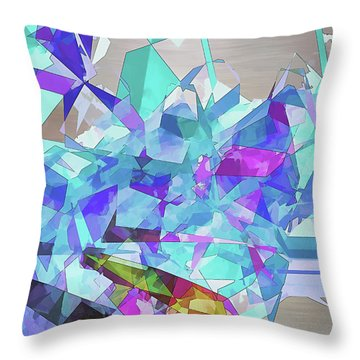 Ice Age Throw Pillow