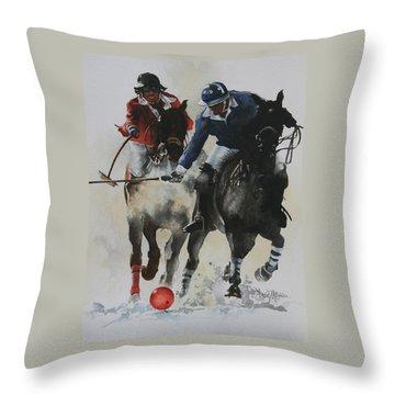 Polo Throw Pillows