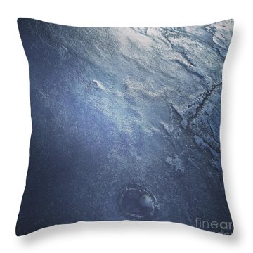 Ice Texture Throw Pillow