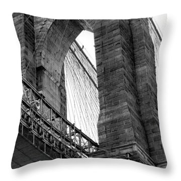 Iconic Arches Throw Pillow