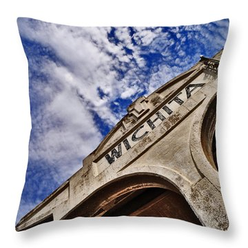 Ict Throw Pillow