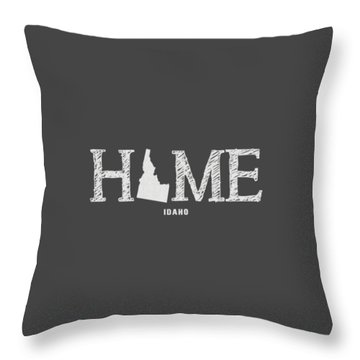 Id Home Throw Pillow