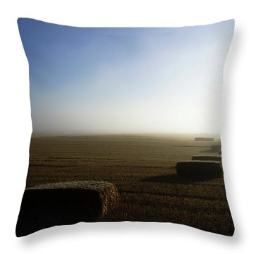 Idaho Road Trip2 Throw Pillow by Cynthia Powell