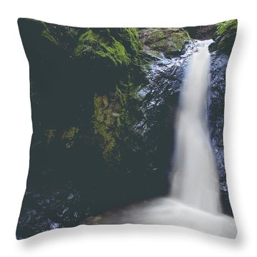 Throw Pillow featuring the photograph If Ever You Need Me by Laurie Search