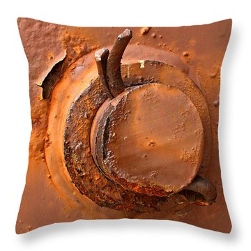 If I Might Be So Bold Throw Pillow