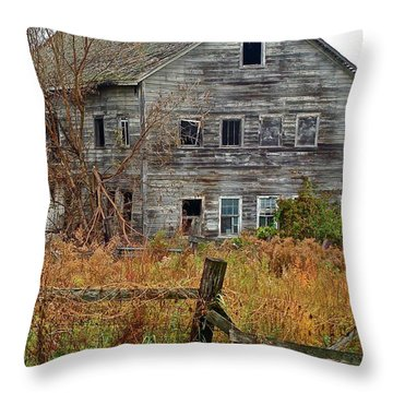 If It Could Talk Throw Pillow