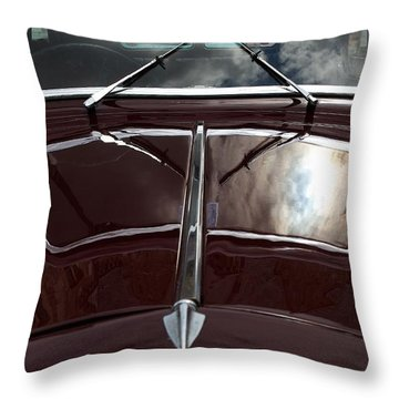Throw Pillow featuring the photograph If Only by Gary Bridger