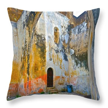 If These Walls Could Speak Throw Pillow