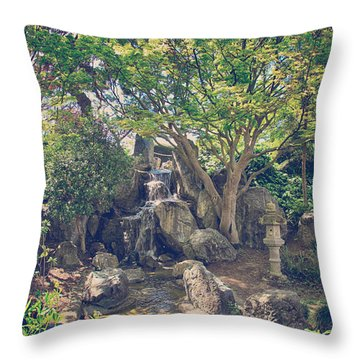If We Sat Here Together Throw Pillow
