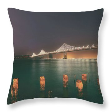 If We're Together Throw Pillow
