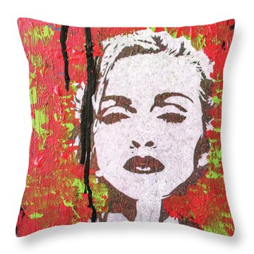 If You Want Me Let Me Know Throw Pillow