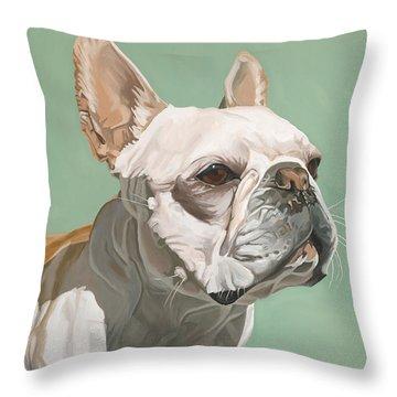 Ignatius Throw Pillow