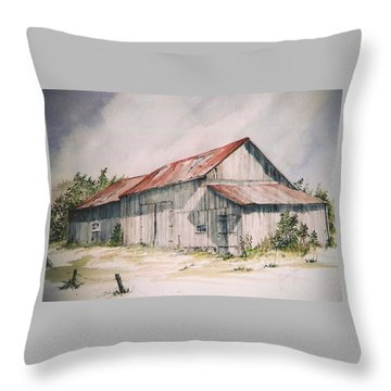 Il Etait Un Fois Throw Pillow
