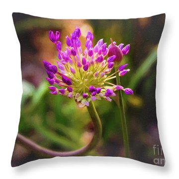 I'll Protect You Throw Pillow