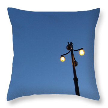 Illuminated Throw Pillow