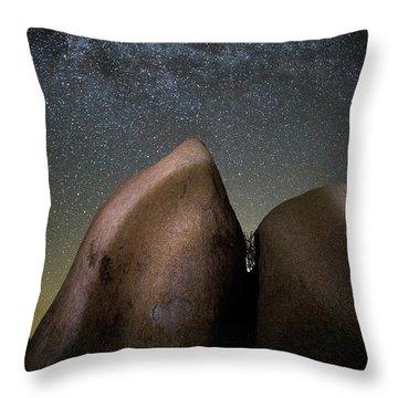 Illuminati 1 Throw Pillow
