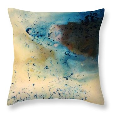 Illusion Of Lace 2 Throw Pillow