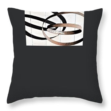 The Teen Age Years Throw Pillow