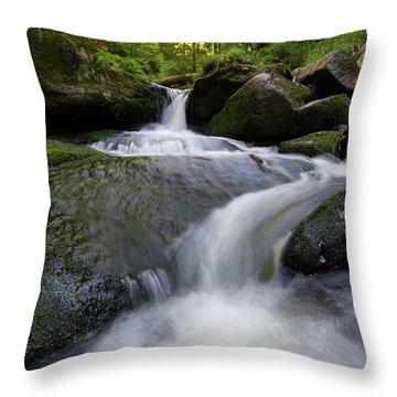 Ilse, Harz Throw Pillow