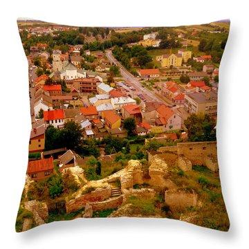 Ilza-2 Throw Pillow