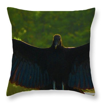Im Batman Throw Pillow