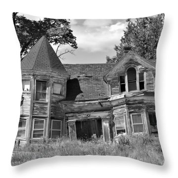 I'm Leaving It To You Throw Pillow