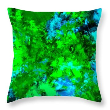 I'm Yours Throw Pillow by Holley Jacobs