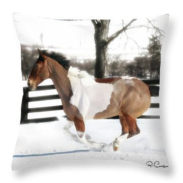 Image #3 Throw Pillow
