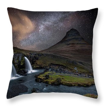 Imaginary Throw Pillow