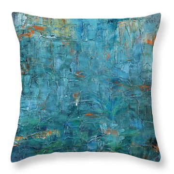 Imagination Comes From Within Throw Pillow