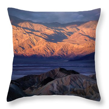 Imagine Throw Pillow by Bjorn Burton