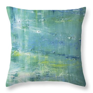 Imagine Throw Pillow by Dolores  Deal