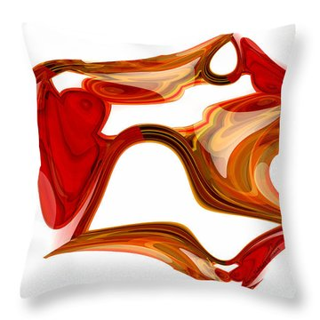 Imanination  Throw Pillow