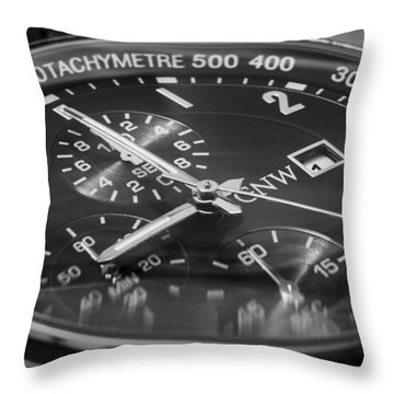 Immeasurable Throw Pillow