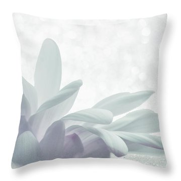 Throw Pillow featuring the digital art Immobility - W01c2t03 by Variance Collections