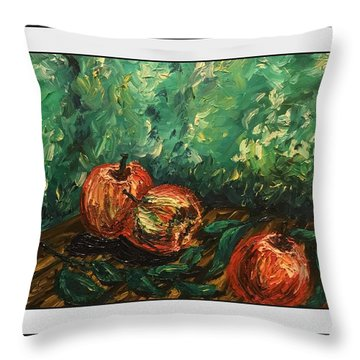 Immortality Throw Pillow