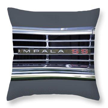 Impala Ss Throw Pillow