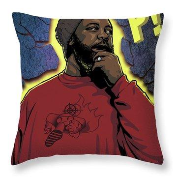 Imperius Rex Throw Pillow
