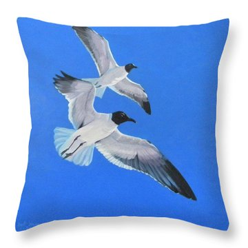 Impervious Throw Pillow