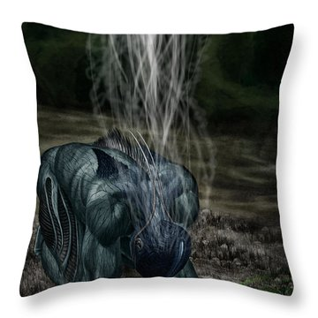 Impetus Throw Pillow
