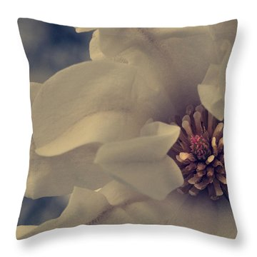 Throw Pillow featuring the photograph Impossible Dream by Cathy Donohoue