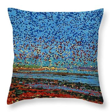 Impression - St. Andrews Throw Pillow
