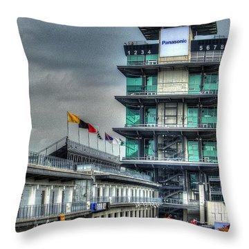 Ims Pagoda Throw Pillow